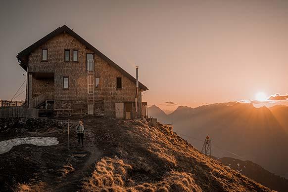 Kellerjochhütte