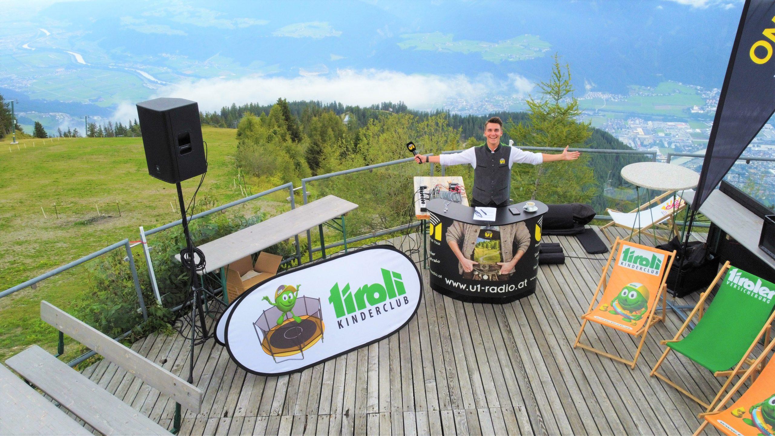 Radio U1 Tirol Schnitzeljagd